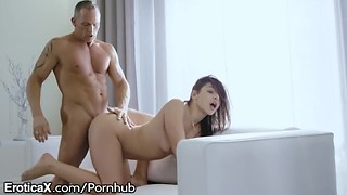 EroticaX Big Ass Babe Abella Danger Isn't Cheating But Exploring!