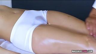 Kneading A Teen - Massage Porno With Dillion Harper