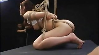 BDSM Teen Enema