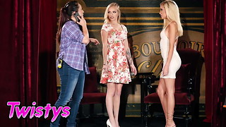 When Girls Play - Naomi Woods Alex Grey - A Treat Story